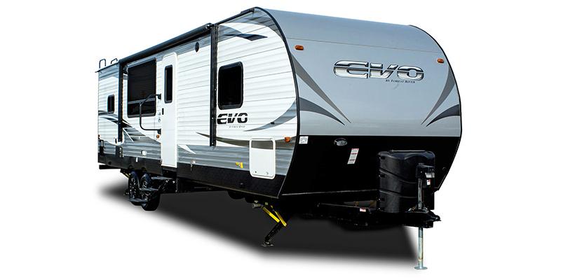 EVO T2550 at Prosser's Premium RV Outlet