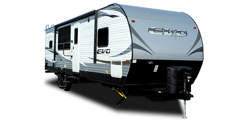 EVO Factory Select 208RD at Prosser's Premium RV Outlet