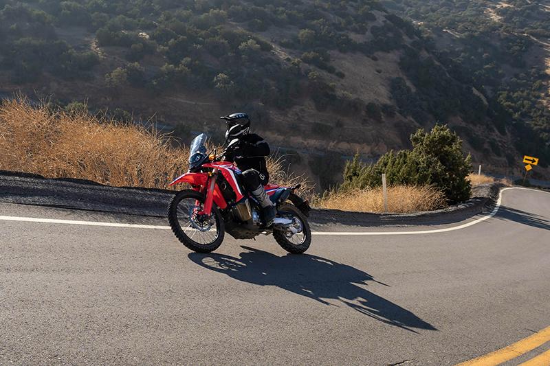2021 Honda CRF 300L at Sloans Motorcycle ATV, Murfreesboro, TN, 37129