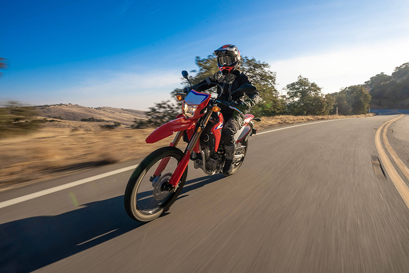 2021 Honda CRF 300L ABS at Sloans Motorcycle ATV, Murfreesboro, TN, 37129