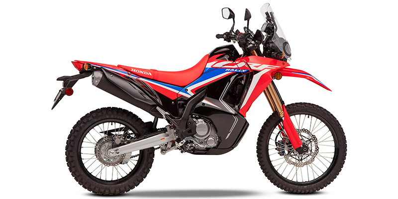 CRF300L Rally ABS at Iron Hill Powersports