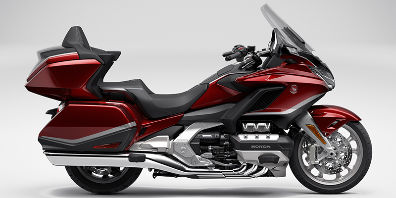 Gold Wing® Tour Airbag Automatic DCT at Iron Hill Powersports