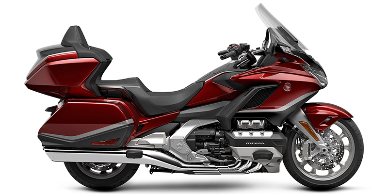 2021 Honda Gold Wing Tour Automatic DCT at Kent Motorsports, New Braunfels, TX 78130
