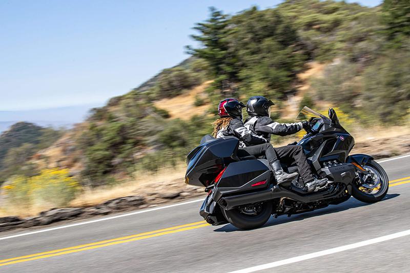 2021 Honda Gold Wing Automatic DCT at Sloans Motorcycle ATV, Murfreesboro, TN, 37129