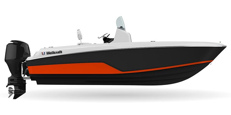 2021 Wellcraft Fisherman 202 at DT Powersports & Marine