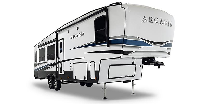Arcadia 3660RL at Prosser's Premium RV Outlet