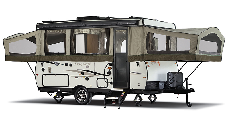 Flagstaff High Wall Series HW29SC at Prosser's Premium RV Outlet