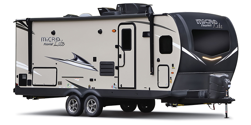 Flagstaff Micro Lite 21FBRS at Prosser's Premium RV Outlet