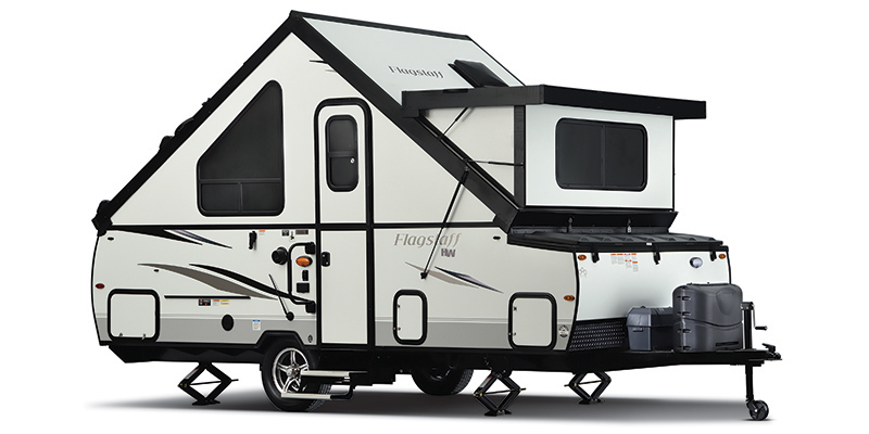 Flagstaff Hard Side T12RB at Prosser's Premium RV Outlet