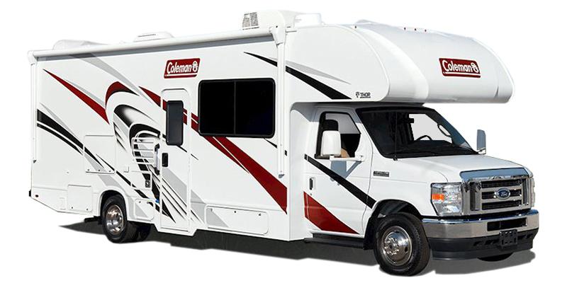 Coleman 24CM at Prosser's Premium RV Outlet