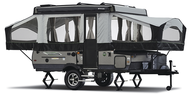 Rockwood Extreme Sports Package 1910ESP at Prosser's Premium RV Outlet