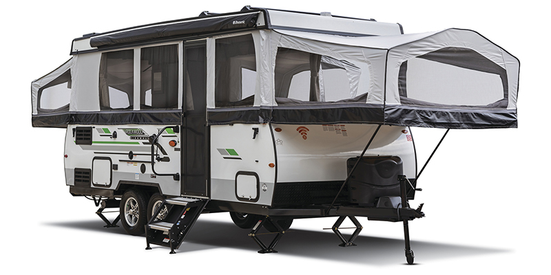 Rockwood High Wall Series HW296 at Prosser's Premium RV Outlet