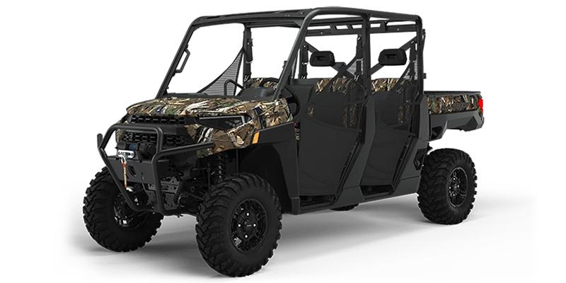 Ranger Crew® XP 1000 Big Game Edition  at Shawnee Honda Polaris Kawasaki