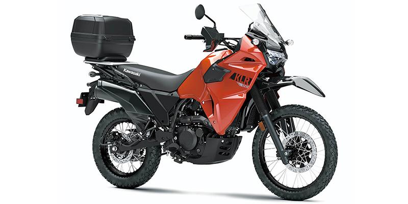 2022 Kawasaki KLR 650 Traveler at Sloans Motorcycle ATV, Murfreesboro, TN, 37129