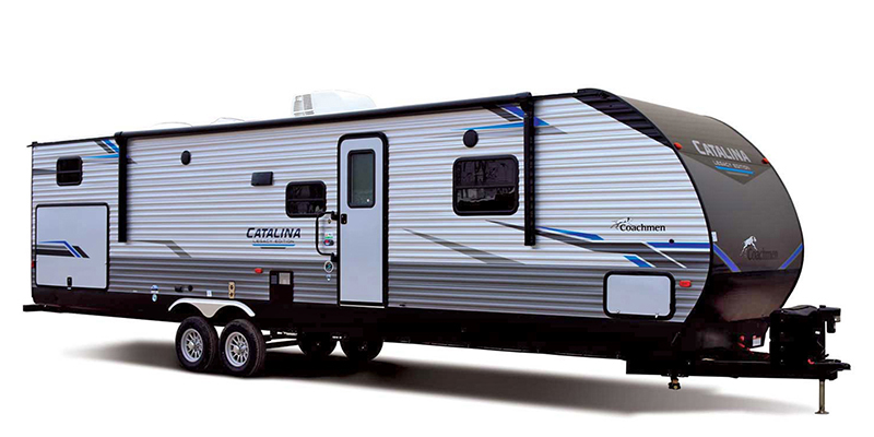Catalina Legacy Edition 303QBCK at Prosser's Premium RV Outlet