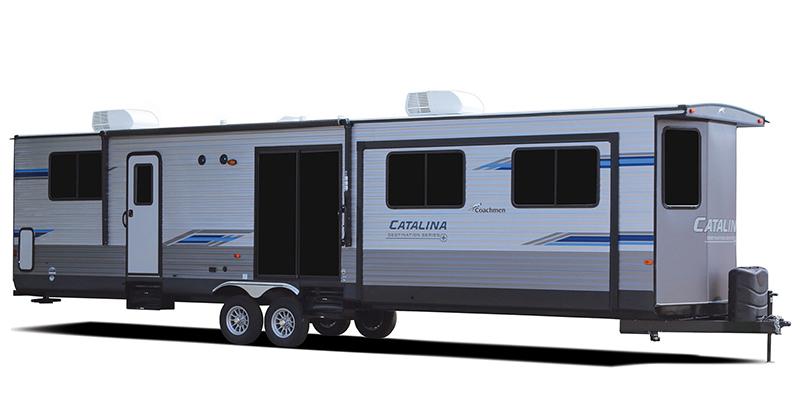 Catalina Destination 39RLTS at Prosser's Premium RV Outlet