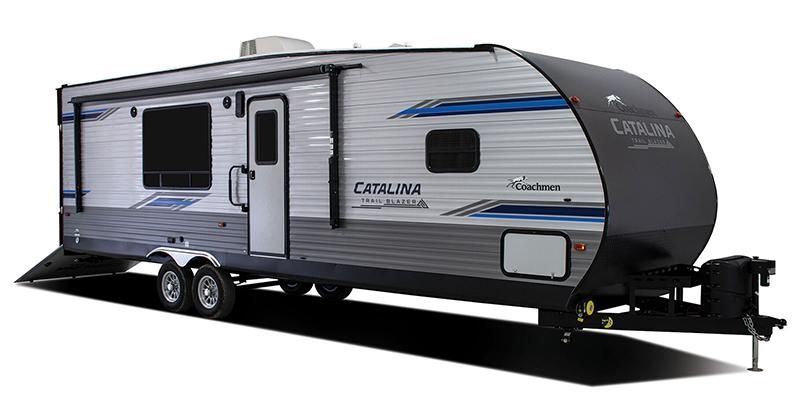 Catalina Trail Blazer 30THS at Prosser's Premium RV Outlet