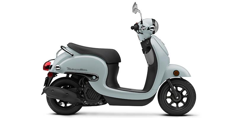 Scooter at Bettencourt's Honda Suzuki
