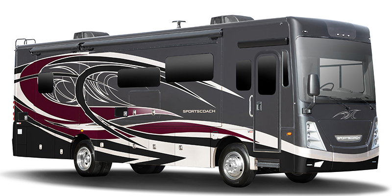Sportscoach SRS 354QS at Prosser's Premium RV Outlet