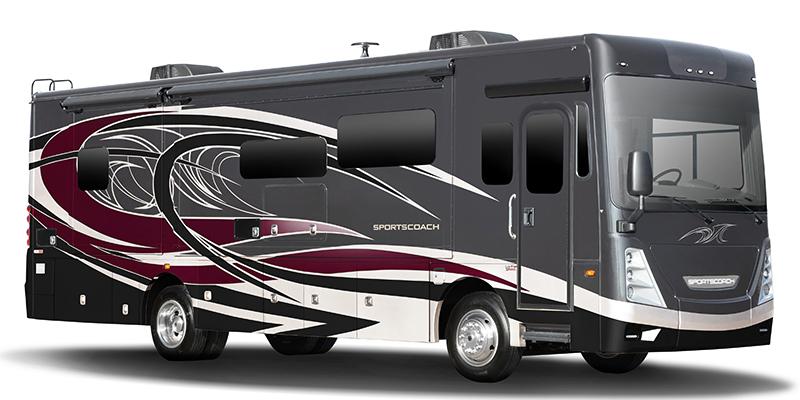 Sportscoach SRS 376ES at Prosser's Premium RV Outlet