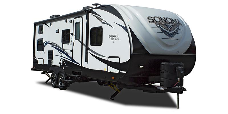Sonoma Coastal Edition 1671MB at Prosser's Premium RV Outlet