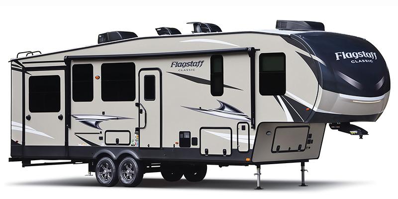 Flagstaff Classic Super Lite 8529RKSB at Prosser's Premium RV Outlet