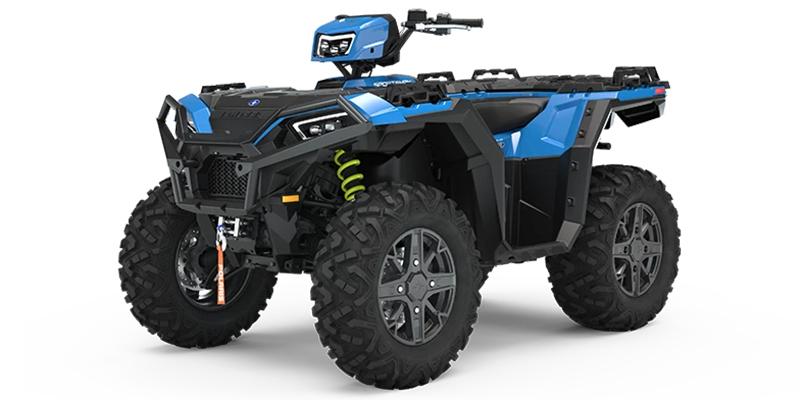 2021 Polaris Sportsman 850 Ultimate Trail Edition at Sloans Motorcycle ATV, Murfreesboro, TN, 37129