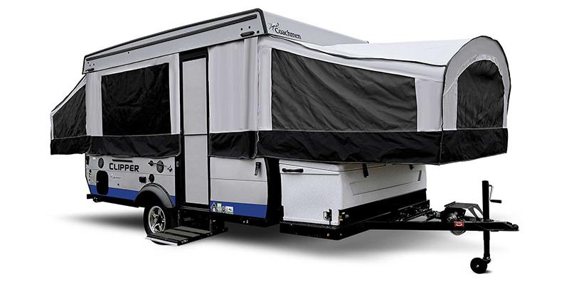Clipper LS 107LS at Prosser's Premium RV Outlet
