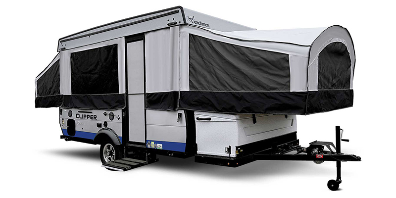 Clipper Classic 1285SST at Prosser's Premium RV Outlet