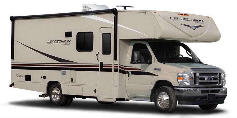 Leprechaun 210RS at Prosser's Premium RV Outlet