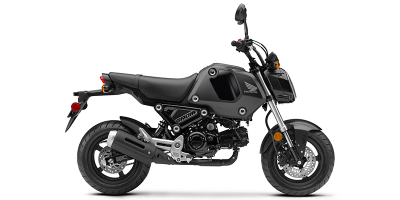 2022 Honda Grom Base at Sloans Motorcycle ATV, Murfreesboro, TN, 37129