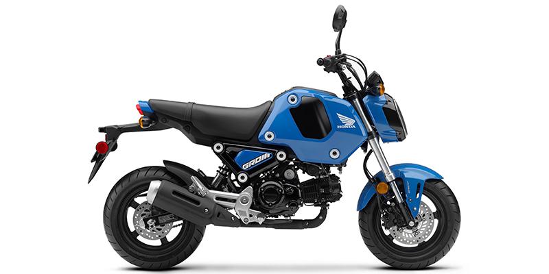 2022 Honda Grom ABS at Sloans Motorcycle ATV, Murfreesboro, TN, 37129