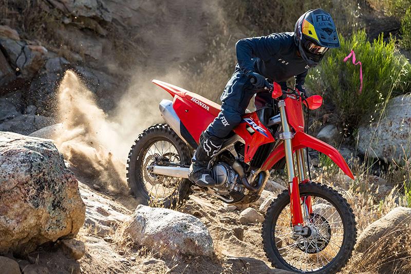 2022 Honda CRF 450RX at Sloans Motorcycle ATV, Murfreesboro, TN, 37129