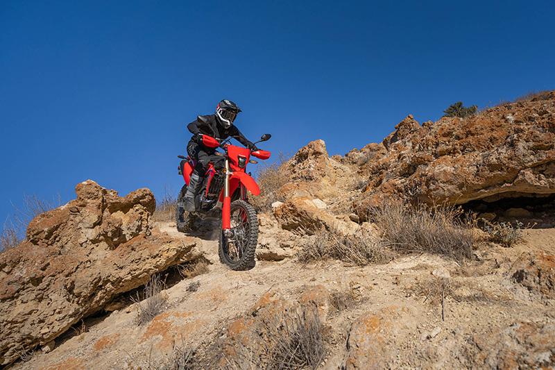 2022 Honda CRF 450RL at Sloans Motorcycle ATV, Murfreesboro, TN, 37129