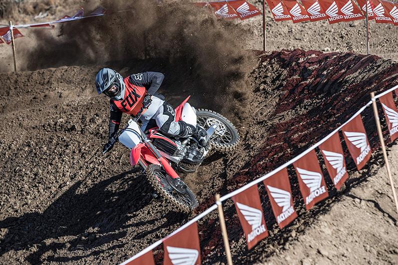 2022 Honda CRF 450R-S at Sloans Motorcycle ATV, Murfreesboro, TN, 37129