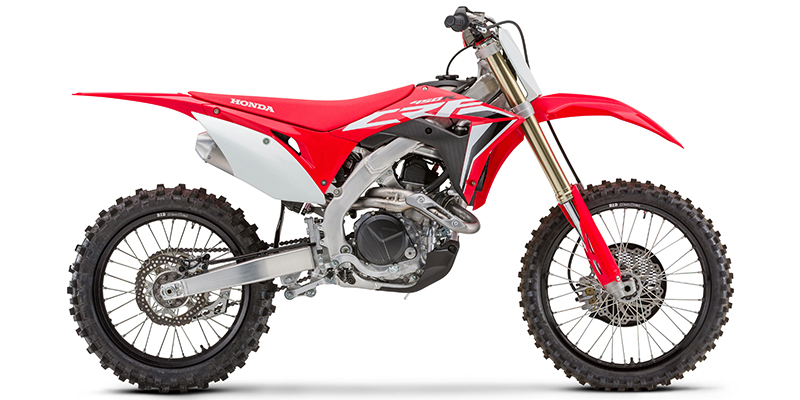 CRF450R-S at Bettencourt's Honda Suzuki