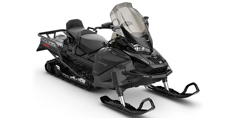 2022 Ski-Doo Skandic® WT 600 EFI at Power World Sports, Granby, CO 80446