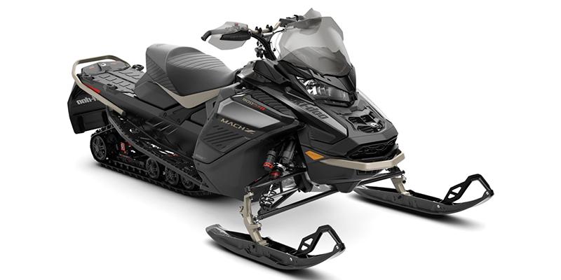 2022 Ski-Doo Mach Z 900 ACE Turbo R at Power World Sports, Granby, CO 80446