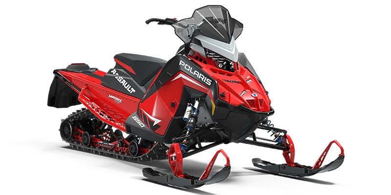 850 Switchback® Assault® 146 at Cascade Motorsports