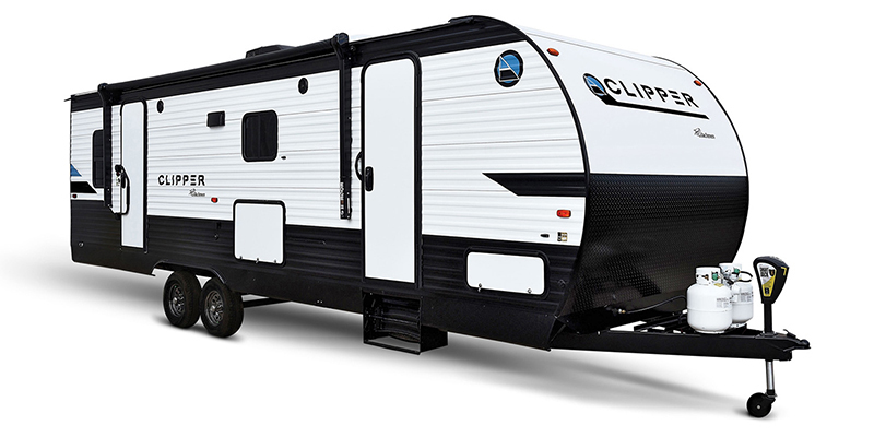 Clipper Ultra-Lite 21RBSS at Prosser's Premium RV Outlet
