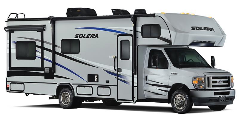 Solera 27DSE at Prosser's Premium RV Outlet