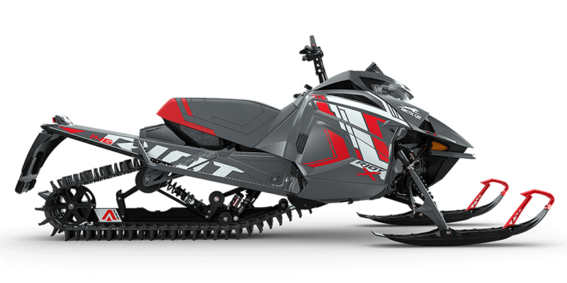 2022 Arctic Cat Riot X 8000 146 26 AMS w/QS3 at Harsh Outdoors, Eaton, CO 80615