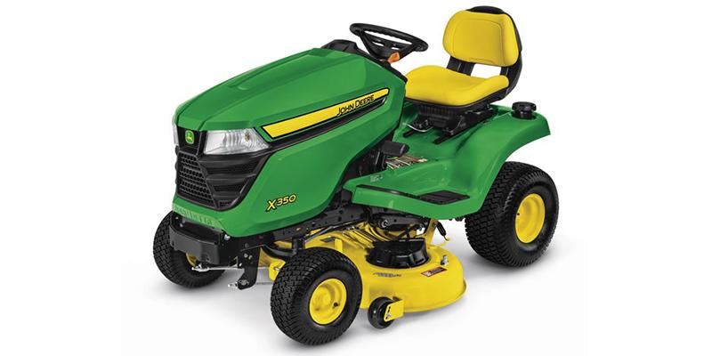 2021 John Deere Select Series X300 X350 (48-Inch Deck) at Keating Tractor