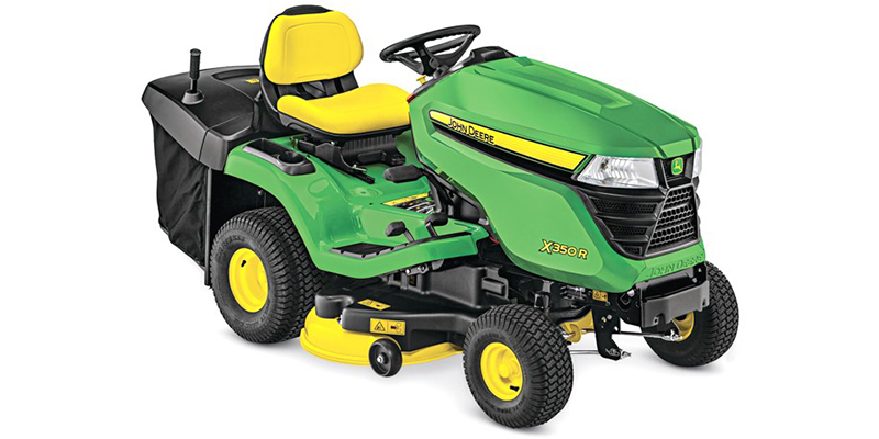2021 John Deere Select Series X300 X350R (42-Inch Rear Discharge Deck) at Keating Tractor
