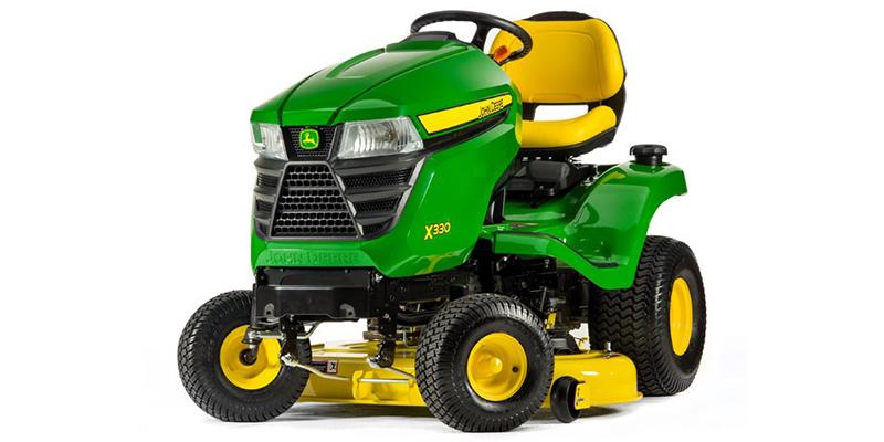 2021 John Deere Select Series X300 X330 (48-Inch Deck) at Keating Tractor
