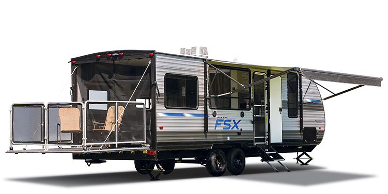 Salem FSX Northwest 181RT at Prosser's Premium RV Outlet