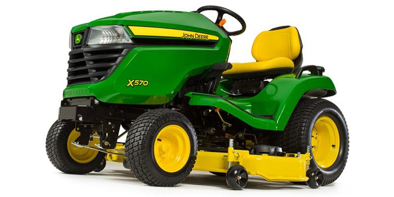 2021 John Deere Select Series X500 X570 (54-Inch Deck) at Keating Tractor