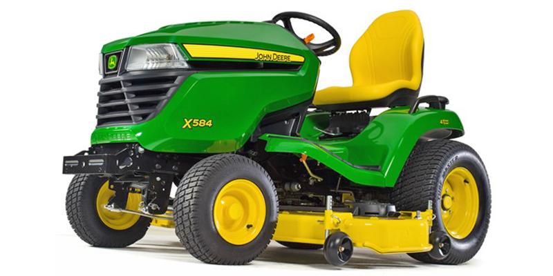 2021 John Deere Select Series X500 X584 (48-Inch Deck) at Keating Tractor