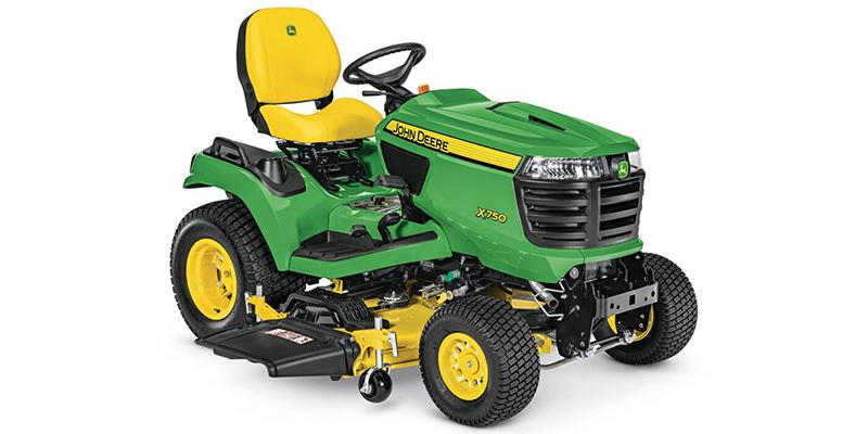 2021 John Deere Signature Series X700 X750 (54-Inch HC Deck) at Keating Tractor