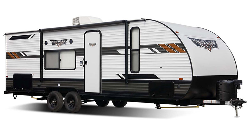 Wildwood X-Lite West 211SSXL at Prosser's Premium RV Outlet